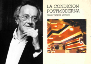 Lyotard – Reescribir la modernidad