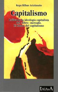 Prólogo de J.A. Dorronsoro al libro Capitalismo
