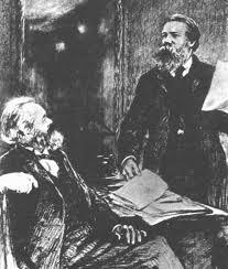 ¿Engels contra Marx?