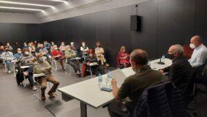Presentación del libro de Antonio Rivera «El día en que ETA puso en jaque al régimen franquista» por Kepa Bilbao Ariztimuño.